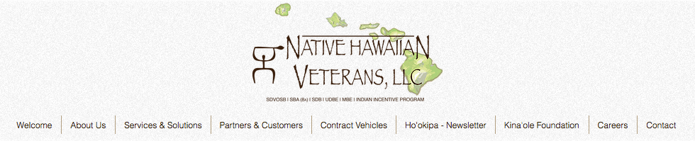 Native Hawaiian Veterans
